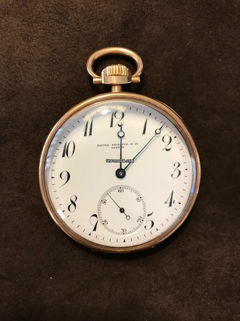 Promoción de ventas unos dias de calidad superior Patek Philippe 99368 Remontoir YG 18K, 20 LINES, Original Box and Documents