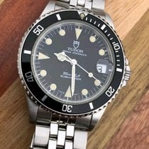 Tudor 75090 Steel 1993 Submariner pre-owned