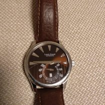 Louis Erard Steel 40mm Automatic 92300AA13 pre-owned