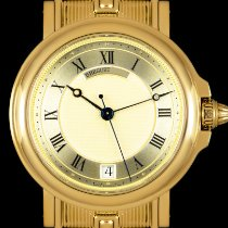 Breguet Marine Yellow gold 35mm Champagne Roman numerals United Kingdom, London