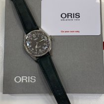 Oris new Automatic Steel