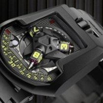 Urwerk Steel Automatic UR-202 new