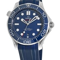 Omega 210.32.42.20.03.001 Steel Seamaster Diver 300 M new United States of America, New York, Brooklyn
