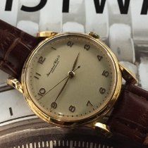 IWC Rose gold 36mm Manual winding IWC C89 pre-owned