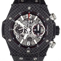 Hublot Big Bang Unico Carbon 45mm Transparent United States of America, Illinois, BUFFALO GROVE