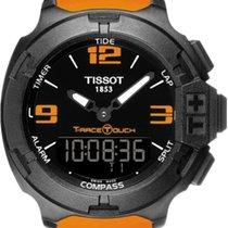 Tissot Aluminij Kvarc Crn 42.2mm nov T-Race Touch
