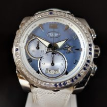 Parmigiani Fleurier Pershing PF602880 New White gold 42mm Automatic