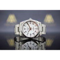 Rolex Air King Steel 34mm White