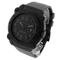 Hamilton Khaki Navy BeLOWZERO Acero 45mm Negro