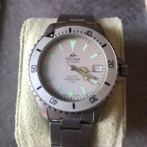 Philip Watch Caribe 38mm Silver