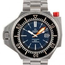 Omega Seamaster PloProf Steel 45mm Blue
