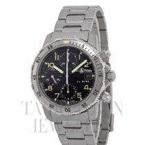 Sinn 203 Titanium 40mm Black Arabic numerals United States of America, New York, Hartsdale
