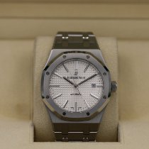 Audemars Piguet Royal Oak Selfwinding Steel 41mm White No numerals United States of America, Tennesse, Nashville