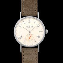 NOMOS Ludwig 33 32.8mm Champagne United States of America, California, Burlingame