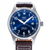 IWC Pilot Mark IW3270-04 2010 pre-owned