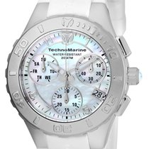 Technomarine Cruise Steel 40mm Mother of pearl Arabic numerals United States of America, Connecticut, Shelton