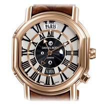 Daniel Roth Rose gold Automatic 44mm pre-owned