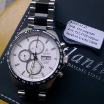 Atlantic WORLDMASTER AUTOMATIC CHRONOGRAPH Valjoux 7750