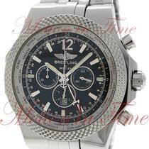 "Breitling Bentley GMT Chronograph ""Special Edition"", Black..."