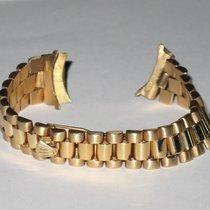 Rolex Datejust President 18K Solid Gold Bracelet