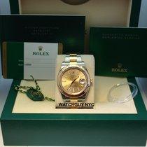 Rolex Champagne dial
