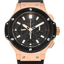 Hublot Rose gold 44mm Automatic 301.PM.1780.RX new