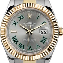 Rolex Datejust II Steel 41mm Grey Roman numerals United States of America, California, Glendale