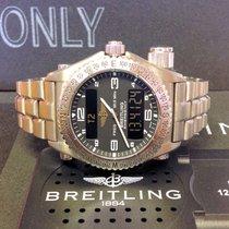 Breitling Emergency E56321 - Box & Certificate Circa 2001