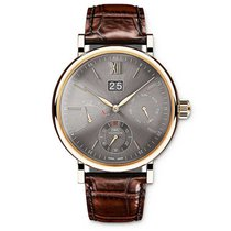 IWC IW516203 Portofino Hand Wound Day - Date in Rose Gold - On...