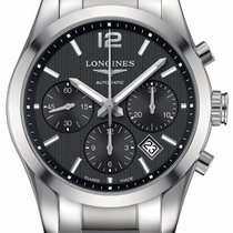 Longines Conquest Classic Chronograph 41 mm