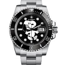 Black-Out Concept Ocean Master H2-2 Snoopy Automatique