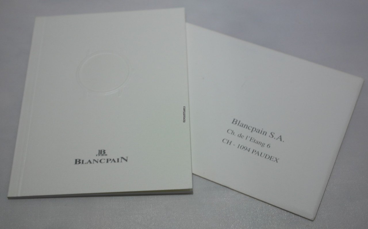 Blancpain new