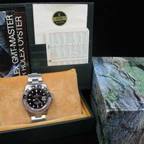 "勞力士 GMT MASTER 2 16760 ""FAT LADY"" with Box and Papers"