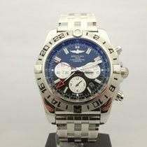 Breitling Chronomat GMT Chronograph Stainless Steel 47MM...