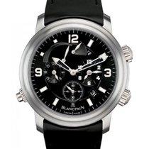 Blancpain Léman Réveil GMT 2041-1230-64B 2020 new