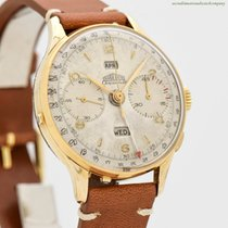 Angelus Chronograph 38mm Manual winding 1950 pre-owned
