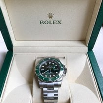 Rolex Submariner Date - Green Index Maxi