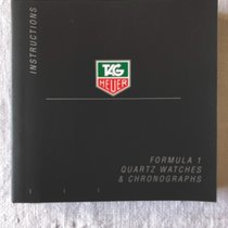 TAG Heuer Livrets/Calendriers occasion Formula 1 Quartz
