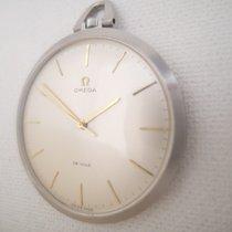 Omega Horloge tweedehands 1970 Staal 44mm Geen cijfers Handopwind Alleen het horloge