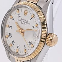 Rolex Oyster Perpetual Lady Date ref 6517