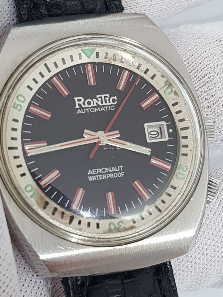 Rontic Automatic Aureonaut Waterproof Oversize pre-owned