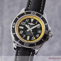 Breitling Superocean 42 Chronometer Automatik Stahl Herrenuhr...