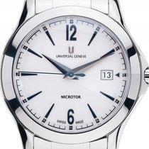 2f24a4614fa Universal Genève Microtor Aço - Todos os preços de relógios ...