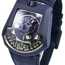 Urwerk 45.7mm Automatic pre-owned Black