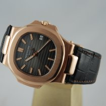 Patek Philippe Nautilus pre-owned 41mm Rose gold