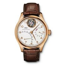 IWC Portuguese Tourbillon IW504402 pre-owned