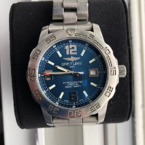 Breitling Colt 44 Steel 44mm Arabic numerals United States of America, New Jersey, Manasquan