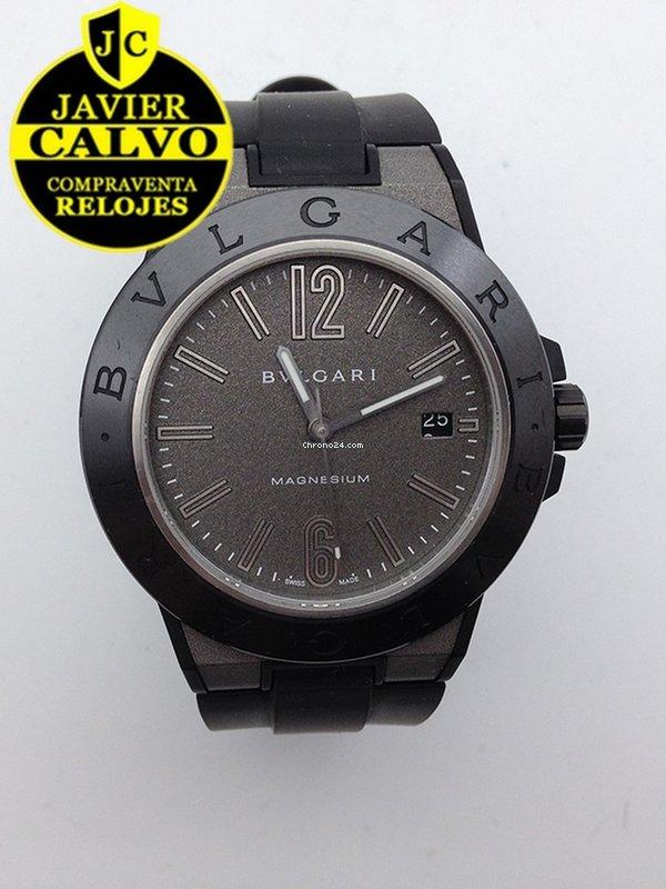 Relojes Bulgari - Precios de todos los relojes Bulgari en Chrono24 2efb40c05454