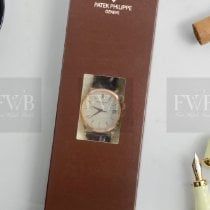 Patek Philippe Calatrava Rose gold 38mm White No numerals United States of America, Texas, Houston