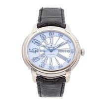 Audemars Piguet Millenary Steel 45mm Silver Roman numerals United States of America, Pennsylvania, Bala Cynwyd